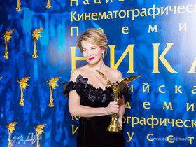 Юлия Высоцкая удостоена премии «Ника» в номинации «Лучшая женская роль»