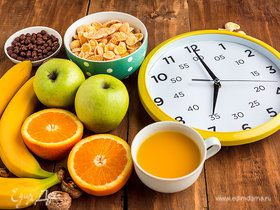 Давайте поговорим о правильном питании. Часть IV: список предпочтительных продуктов