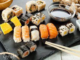 Инструкция к применению: готовим суши, роллы с правильным рисом