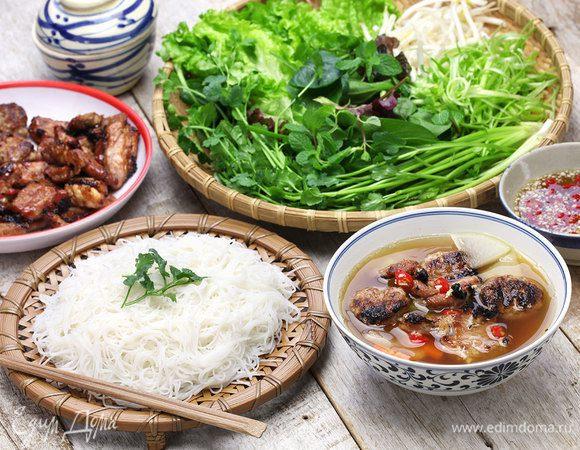 Азиатские странствия: национальные блюда Вьетнама