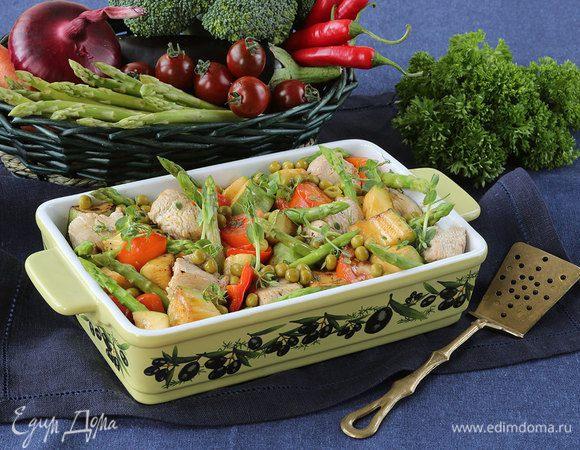 Запекаем правильно: 5 вкусных и полезных блюд от Юлии Высоцкой