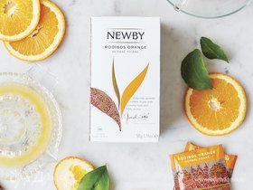 Newby Teas перевыпустила коллекцию пакетированного чая в обновленном дизайне