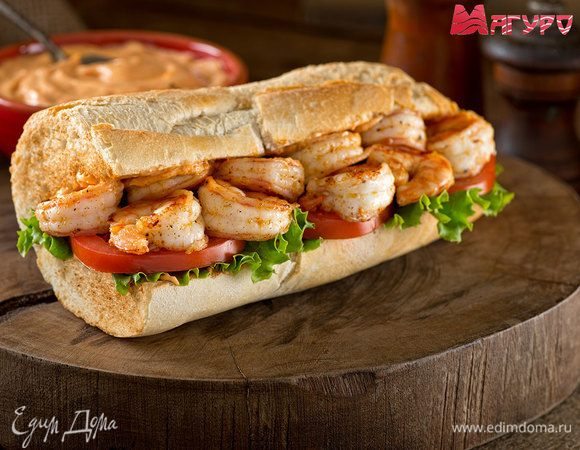 С морским приветом: идеи вкусных и полезных перекусов с морепродуктами
