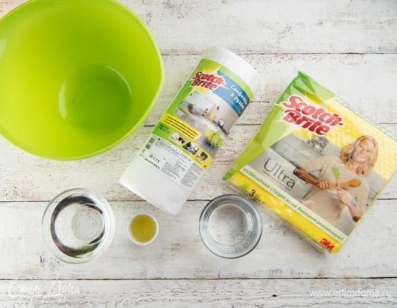 Мастер-класс: как очистить деревянные шкафы на кухне