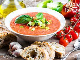 Конкурс рецептов «МачоГаспачо: готовим летний суп» — итоги