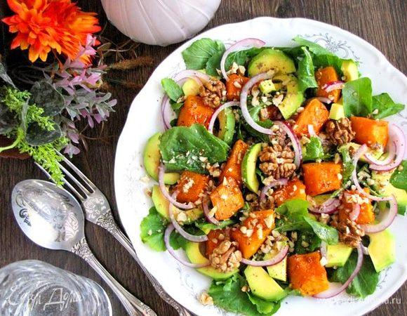 Теплые салаты: 10 лучших рецептов от «Едим Дома»