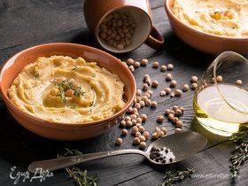 Мировая закуска: готовим хумус в домашних условиях