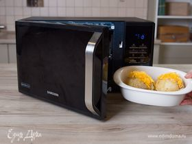Микроволновая печь Samsung: полезные лайфхаки на каждый день