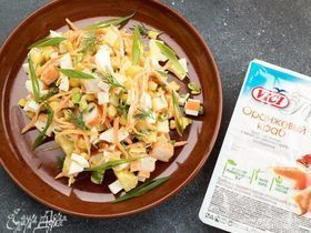 Конкурс рецептов от VICI «Все любят крабов!»: итоги