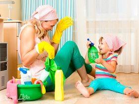 Большое чистое чувство, или Как приучить ребенка к уборке