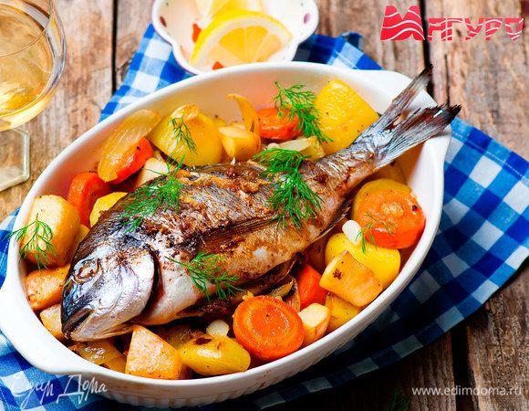 Месяц под знаком рыбы: вкусное и полезное меню для всей семьи