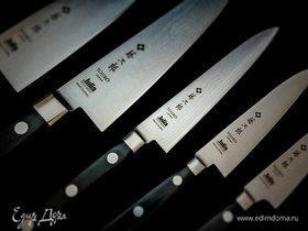 Японские ножи Tojiro от Julia Vysotskaya уже в продаже!