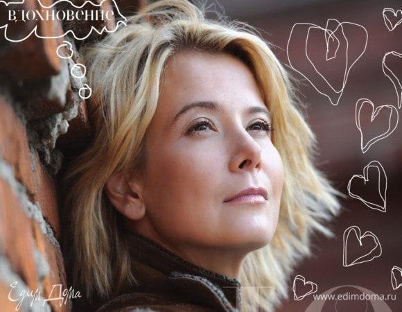 Новое интервью Юлии Высоцкой в журнале Nargis!