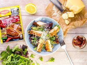 Подари себе легкость: весенние салаты с куриной грудкой