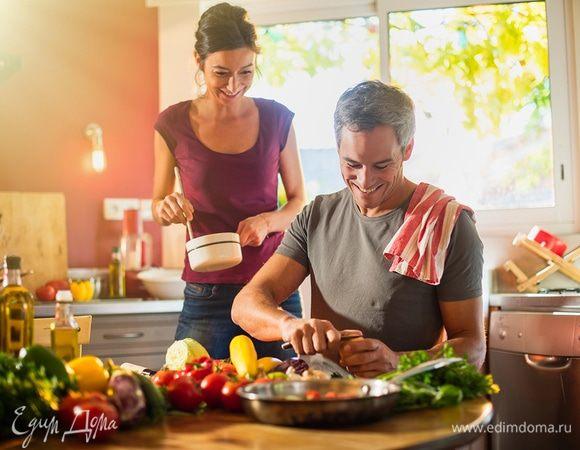 Дело техники: готовим здоровый ужин для всей семьи