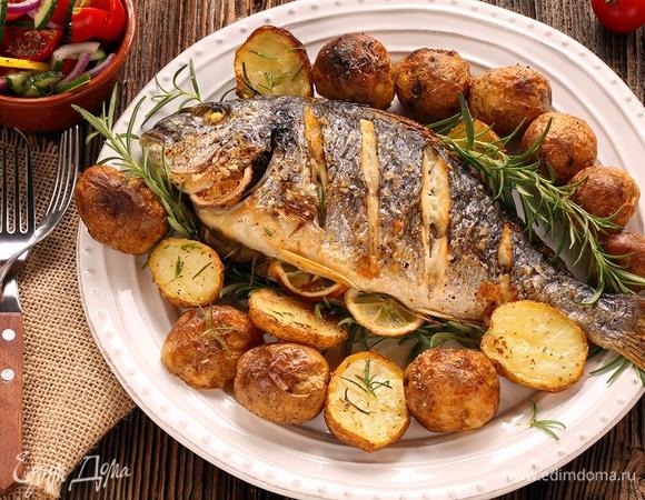 Готовим рыбу на гриле: 10 рецептов от «Едим Дома»