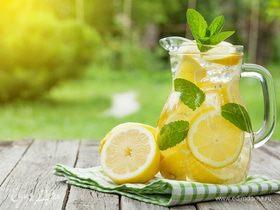 Быстрый мастер-класс: делаем классический лимонад