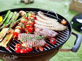 Необыкновенный пикник: готовим блюда на гриле с изюминкой