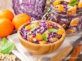 Осенние витамины: 10 салатов из капусты