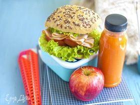 Вкусно, полезно, практично: готовим перекусы для школьников