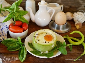 Завтрак из яиц: 10 лучших рецептов от «Едим Дома»