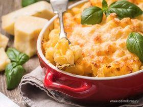Быстрый мастер-класс: макароны с сыром (Mac and cheese)