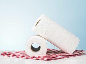 Вот так штука: 10 лайфхаков с бумажными полотенцами