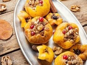 Королева ноября: любимые рецепты блюд из айвы в семейном меню