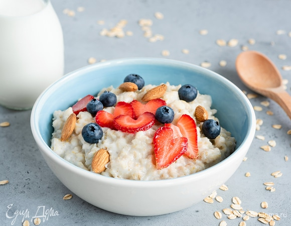 Завтрак по-английски: вкусные и полезные блюда из овсянки