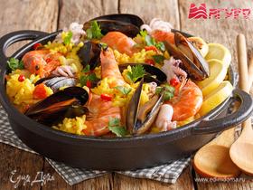 Слабости сильного пола: блюда из морепродуктов с мужским характером