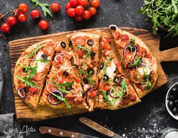 Заказать пиццу? Нет, приготовить!