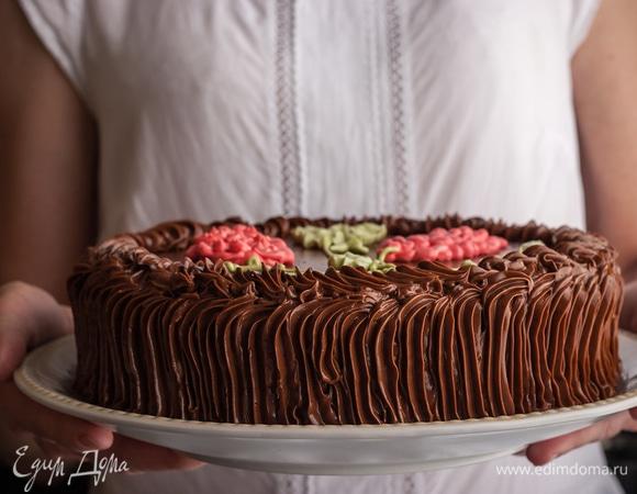 Сладкая легенда: изучаем тонкости приготовления «Киевского» торта
