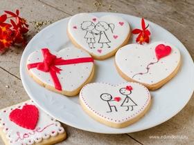 Фотоподборка от «Едим Дома»: сладкие подарки к 14 февраля