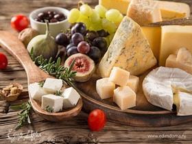 Многообразие сыров: инфографика