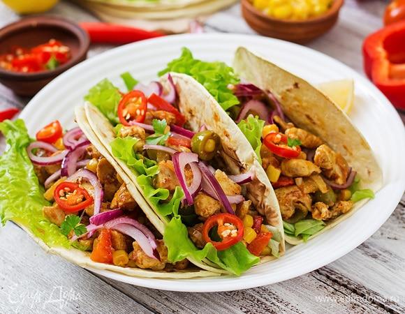 Мексиканское лето: 5 рецептов такос для большой компании