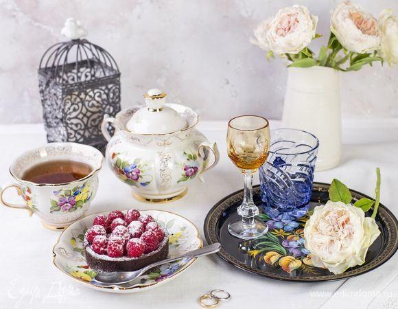 Мастер-класс: оформляем свадебное чаепитие в русском стиле