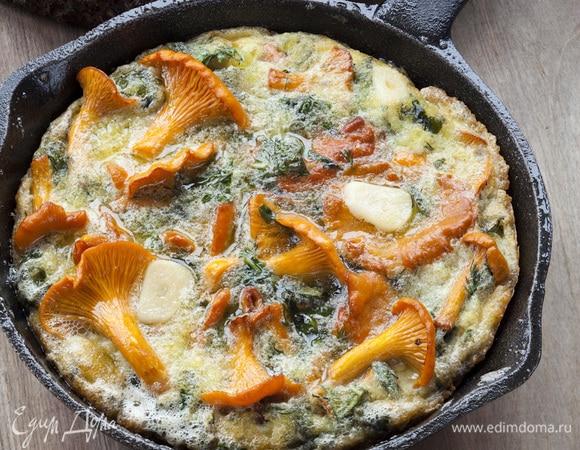 Блюда с лисичками: 12 рецептов от «Едим Дома»
