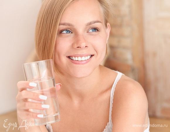 Пьем воду правильно: советы на каждый день, о которых вы наверняка не знали