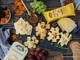 Сыр «Брест-Литовск»: голландский вкус, белорусское качество
