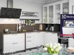 Мастерская кухонной мебели «Едим Дома!» дарит посудомоечную машину Electrolux!