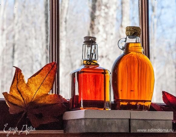 Сладкий символ Канады: история кленового сиропа