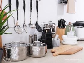 Чистота и порядок: советы по уходу за кухонными принадлежностями