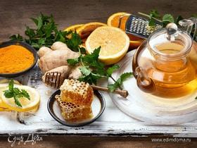 Едим и не болеем: продукты, укрепляющие иммунитет