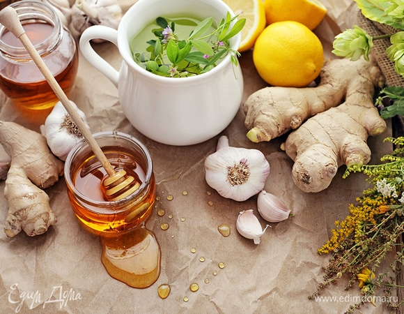 Народные средства для укрепления здоровья зимой