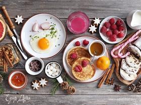 Конкурс рецептов «Семейные завтраки в новом году с АИСФеР»: итоги