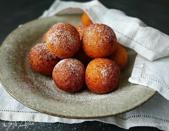 Воздушные пончики: 10 рецептов от «Едим Дома»