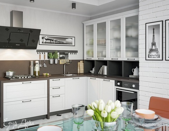 Модные тренды в современном интерьере кухни