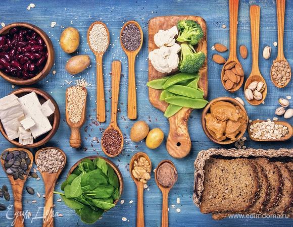 Сохраняем баланс: белки и углеводы в постном меню