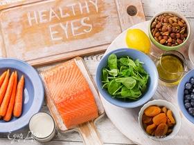 Здоровый взгляд на жизнь: 7 продуктов для хорошего зрения