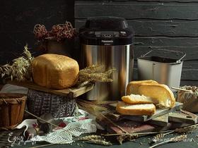 Домашняя помощница — хлебопечка Panasonic